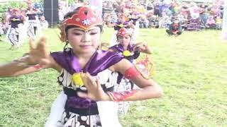 Rengggong garud___///tari kuda kepang krida budaya sawalan - kalisatkidul- kalibening - banjarnegara