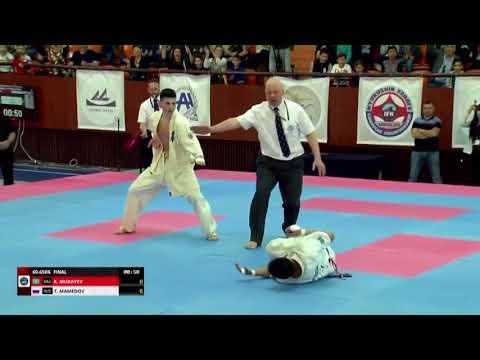 Тяжёлый нокаут киокушин каратэ, Hard KO Kyokushin Karate