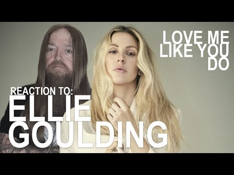 Sadist Reacts to ELLIE GOULDING - Love Me Like You Do