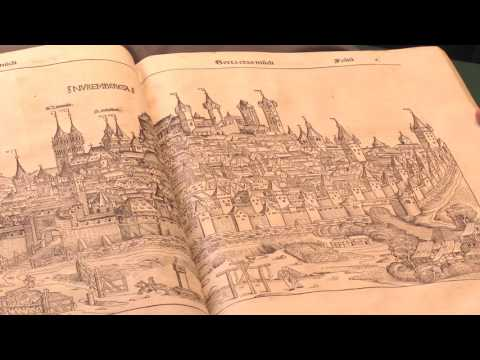 Hartmann Shedel, The Nuremberg Chronicle, 1493. Peter Harrington Rare Books.