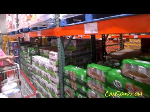 Costco Wholesale Video Review American Alcohol Electronics Grocery Walkaround