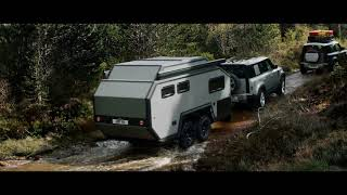 New Land Rover DEFENDER – Capability