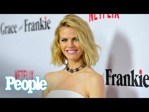 Grace & Frankie: Brooklyn Decker Dishes On Working With Jane Fonda & Season 3   People NOW   People
