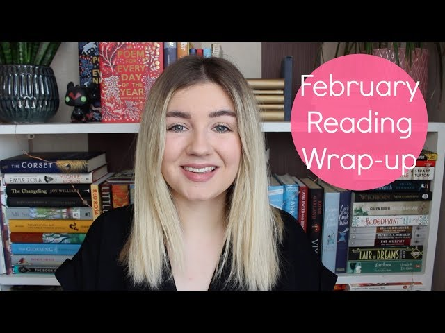 February Reading Wrap-up | 2019