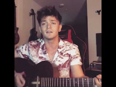 Connor Ball from the vamps Cover