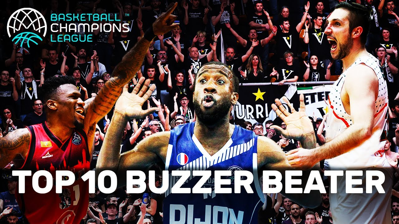 Top 10 BUZZER BEATER All-Time
