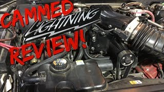 FORD LIGHTNING REVIEW!- THE POWERFUL SLEEPER TRUCK! 500whp! CAMMED AND PORTED BLOWER!!