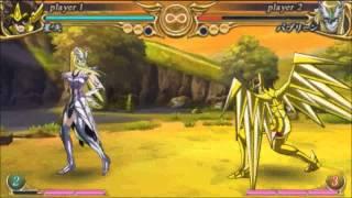 CDZ - Saint Seya Omega Ultimate