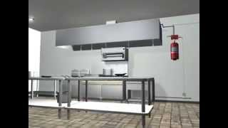 Kitchen Fire Suppression System Installation, Sales, & Inspections in Dallas, Tx