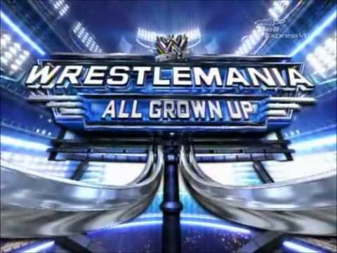 WWE WrestleMania 23 Theme Song