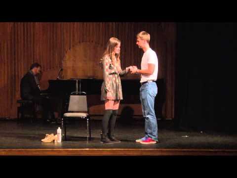Megan Jones' Junior Musical Theatre Recital