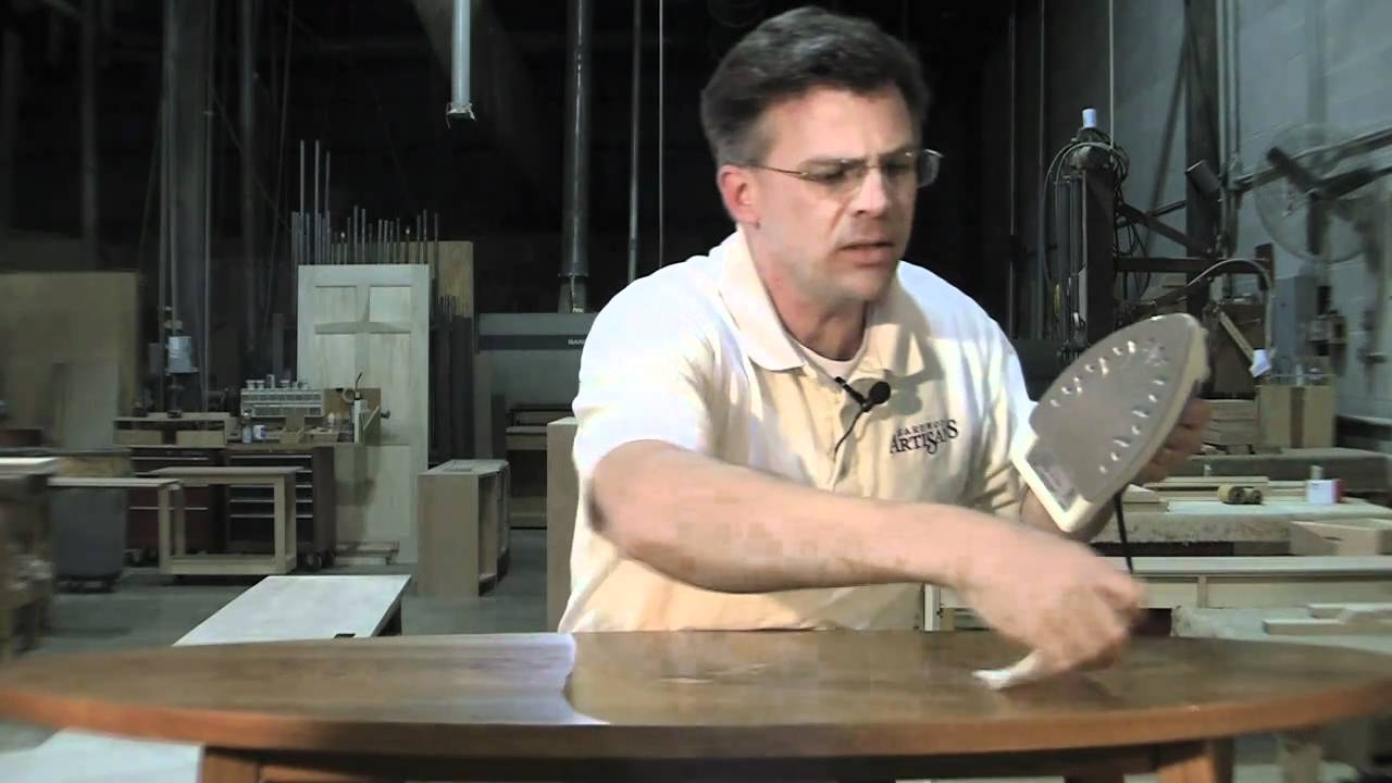 How To Remove Dents Scratches In Furniture