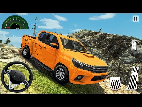 Ford F-150 Raptor Pickup Truck Driving - Car Driving Simulator 2018 - Android Gameplay
