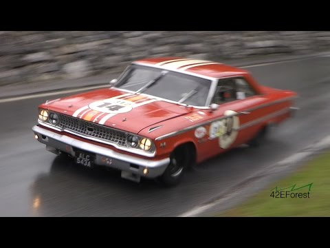 Arosa Classic Car 2015 [HD] - pure sound