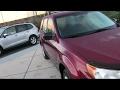 2009 Subaru Forester Sport Utility 2.5X Sacramento  Roseville  Elk Grove  Folsom  Woodland