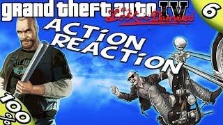 GTA IV TLAD [:Billy #4:] ACTION/REACTION [100% Walkthrough]