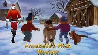 Annabelle und die fliegenden rentiere 2020
