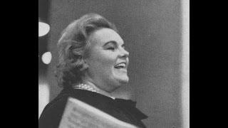 "Eileen Farrell sings ""Ariadne"" - LIVE, 1958"
