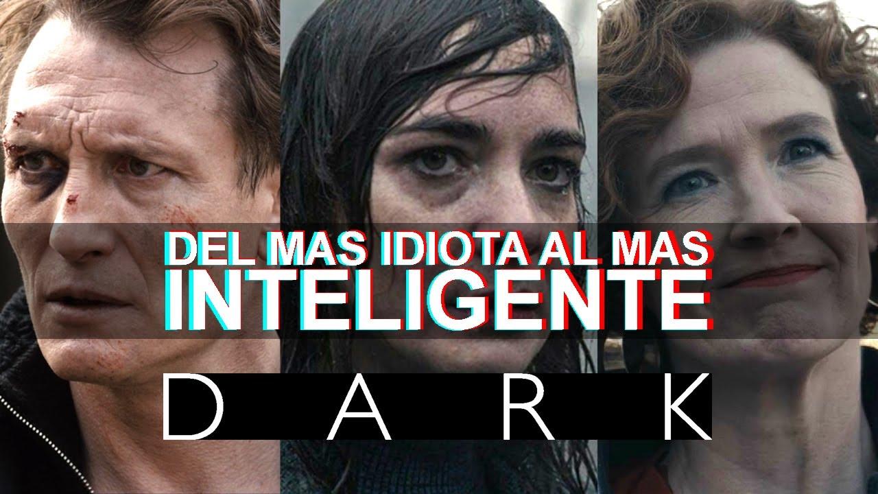 DEL PERSONAJE MAS TONTO AL MAS INTELIGENTE DE DARK NETFLIX   Ness