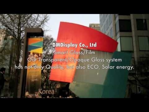 Smart Glass/Film @ Korea tourism organization