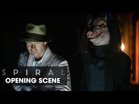 Spiral: Saw (2021 Movie) Opening Scene
