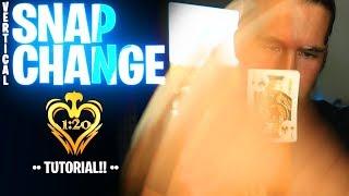 Vertical Snap Change –MAGIC TUTORIAL
