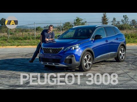 Peugeot 3008 2018 - Ser premium no solo está en un logotipo