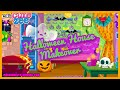 Halloween House Makeover- Fun Online Decorating Games for Girls Kids