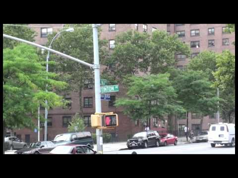 Grandmaster Flash and The Furious Five's Block Party Stomping Grounds in the Bronx!!!!