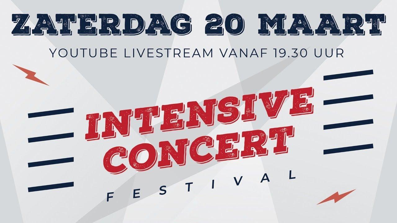 Intensive Concert | Zaterdag 20 maart