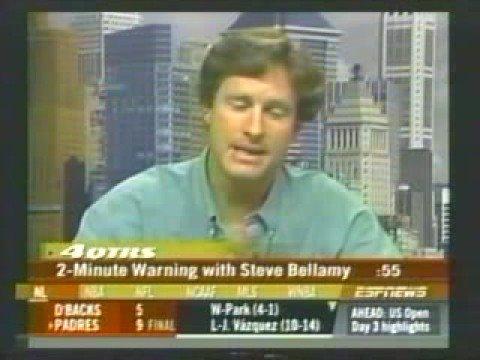 Steve Bellamy Espn Hotlist Interview 9-12-05