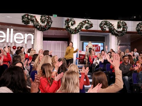 Ellen Welcomes Back