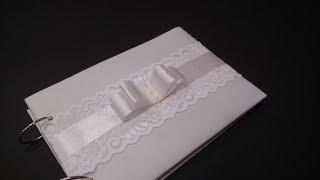 Книга пожеланий на свадьбу ручная работа / wedding book