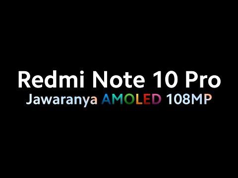Rekap Revolusi AMOLED - Peluncuran Redmi Note 10 Series