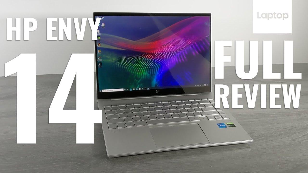 HP Envy 14 2021 Review