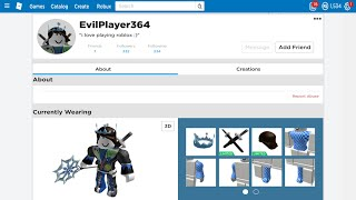 How To Get Your Hacked/Forgotten Roblox Account Back!