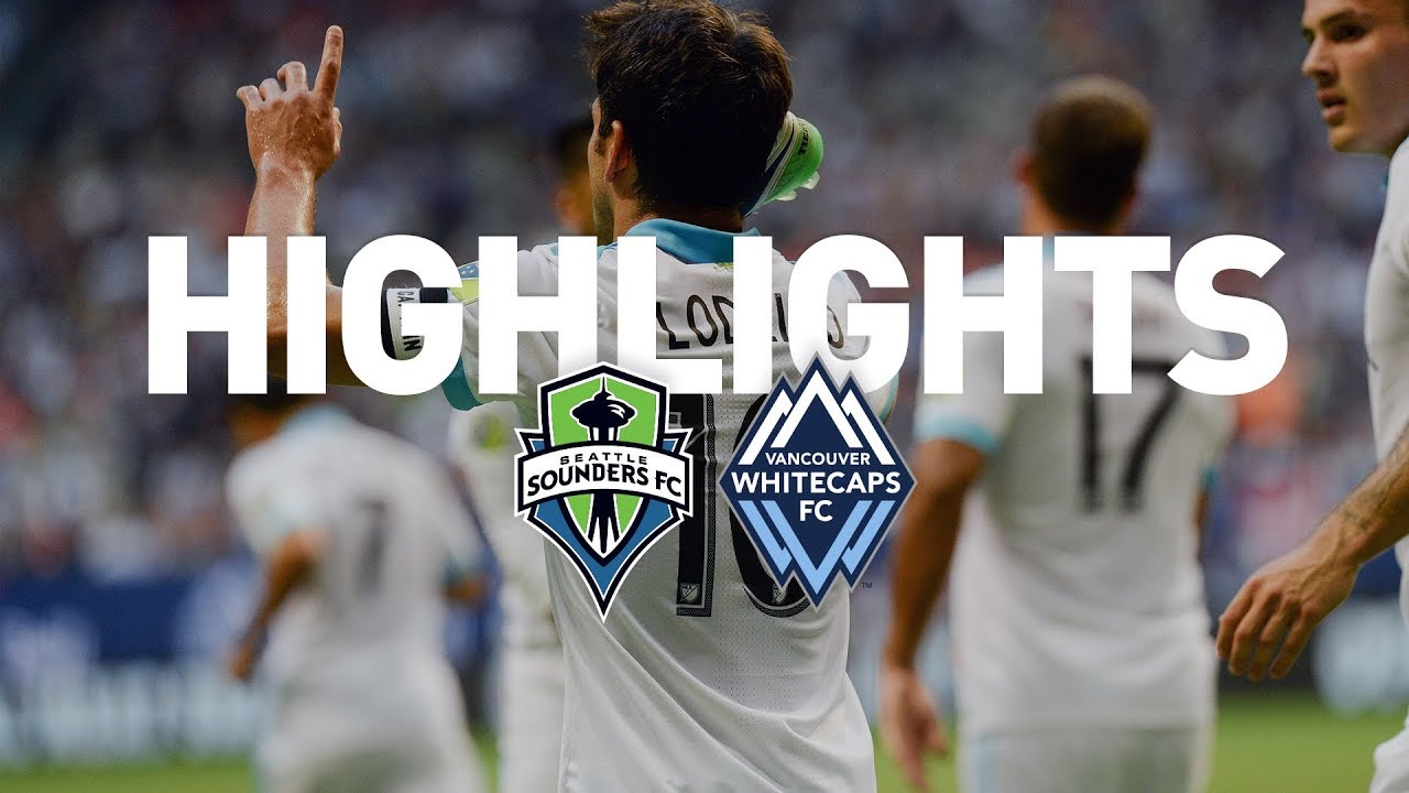 Vancouver Whitecaps 1-1 Seattle Sounders