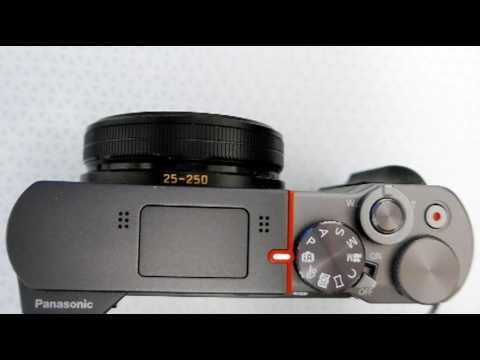 Panasonic Lumix DMC ZS100 Digital Camera Review - Ken's Description of the Camera
