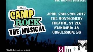 HSU Theatre Presents: Camp Rock Promo