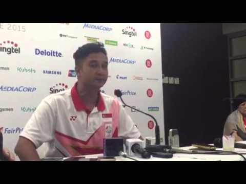 Young Lions coach Aide Iskandar announces his resignation