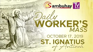 Sambuhay TV Mass | October 17, 2019