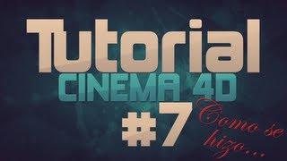 Tutorial  #7 - Como se hizo... | Pinchos + Mesh | C4D (1/2)