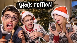 MAKE UP CHALLENGE WITH ZALFIE **Shock edition**