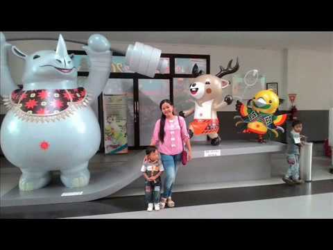 #Asian Games 2018_Palembang Sumatera Selatan Tour My Familly. thumbnail