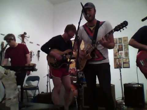 Hindershot, live, Denver Post Underground Music Showcase