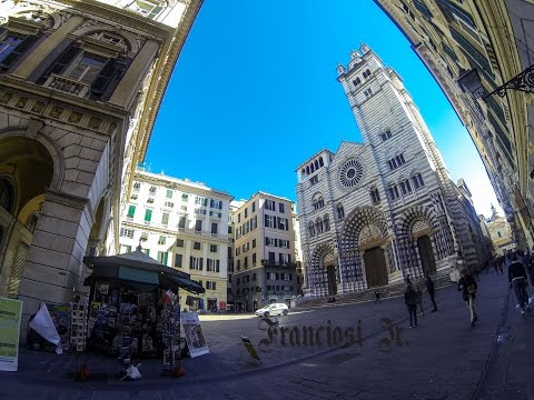 GOPRO TRAVEL - ONE DAY IN GENOA, LIGURIA - ITALY