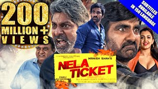 Nela Ticket 2019 New Released Hind Dubbed Movie  Ravi Teja Malvika Sharma Jagapathi Babu