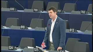 EU creating its very own police state - Gerard Batten
