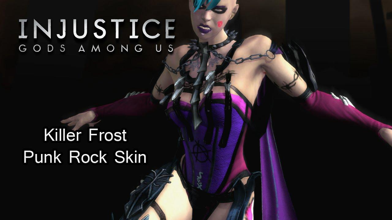 killer frost hot