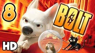 Disney Bolt Walkthrough Part 8 (X360, PS3, PS2, Wii, PC) * New HD version *